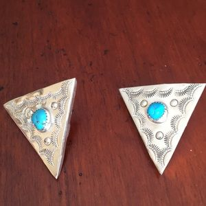 American Indian ss color collar tips.